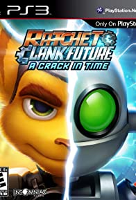 Primary photo for Ratchet & Clank Future: A Crack in Time