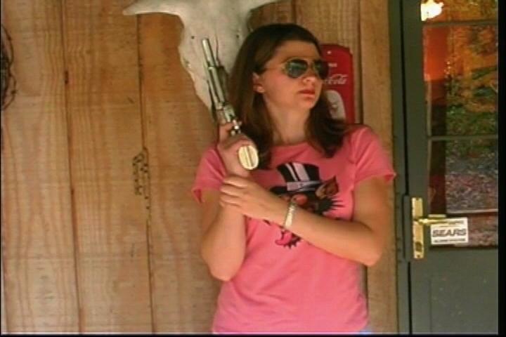 Ashley Fowler in Bad People (2007)