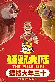 熊出没·狂野大陆 (2020)