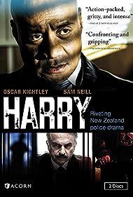 Sam Neill and Oscar Kightley in Harry (2013)