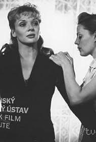 Zdena Studenková and Magda Vásáryová in Juzná posta (1988)