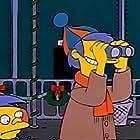 Hank Azaria and Pamela Hayden in The Simpsons (1989)