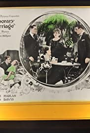Temporary Marriage Poster