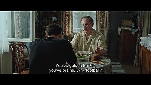 Lev Yashin. The Dream Goalkeeper: Official Trailer (2019)
