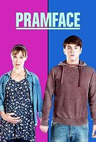 Scarlett Alice Johnson and Sean Verey in Pramface (2012)