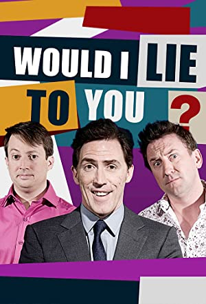 Where to stream Would I Lie to You?