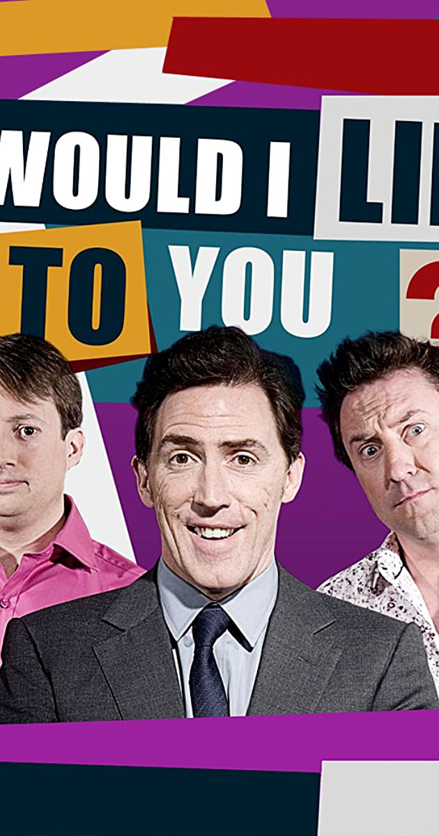Would I Lie To You Tv Series 2007 Full Cast Crew Imdb
