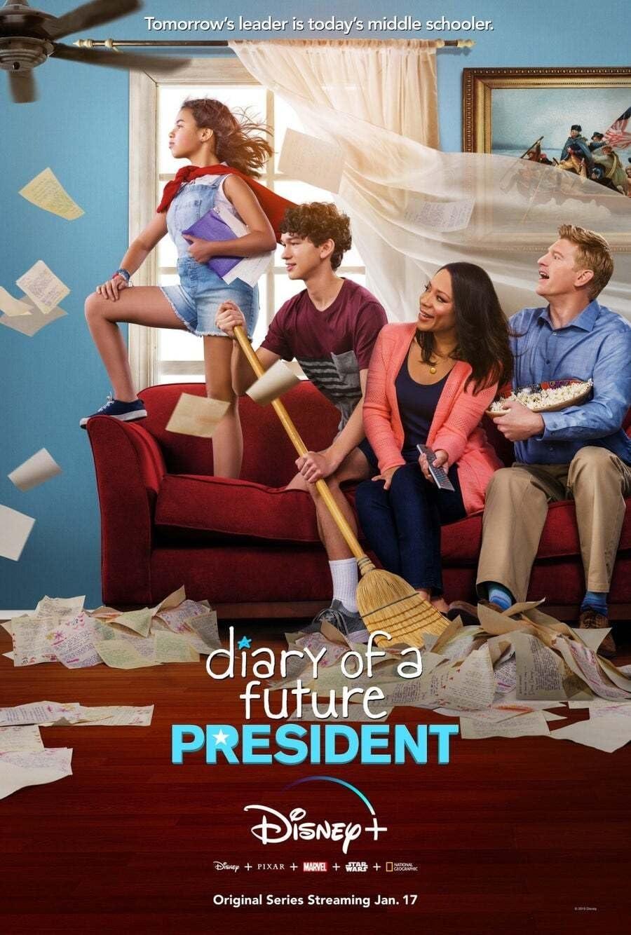 Diary of a Future President – Season 1