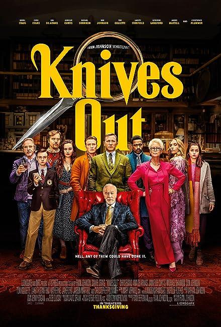 Film: Bıçaklar Çekildi
