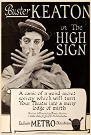 The 'High Sign' Poster