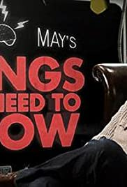 James May's Things You Need to Know Poster