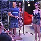 Santino Fontana, Rachel Bloom, Vincent Rodriguez III, and Gabrielle Ruiz in Crazy Ex-Girlfriend (2015)
