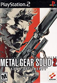 Primary photo for Metal Gear Solid 2: Sons of Liberty