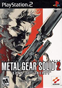 Metal Gear Solid 2: Sons of Liberty Japan
