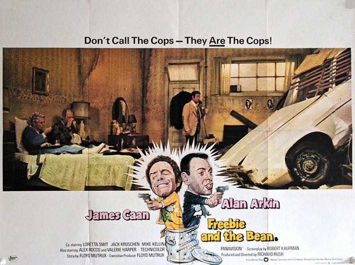 9ff3ab85c59 Freebie and the Bean (1974) - Photo Gallery - IMDb