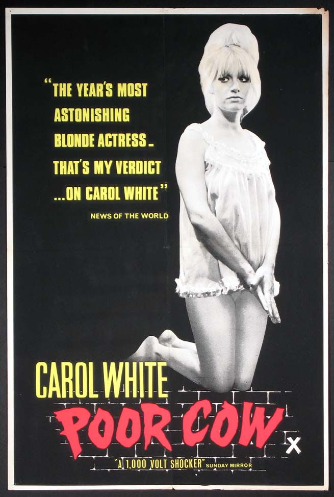 Carol White in Poor Cow (1967)