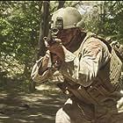 "Eric St. John as Sgt. Westlake in ""Being American"""