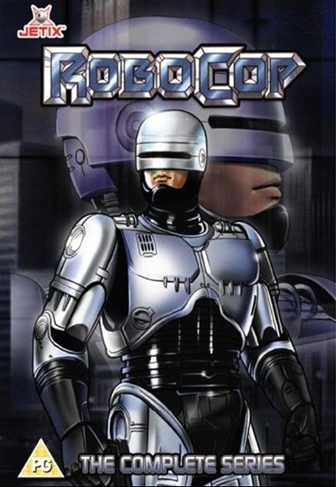 RoboCop (1988) Serie Completa Latino Por Mega