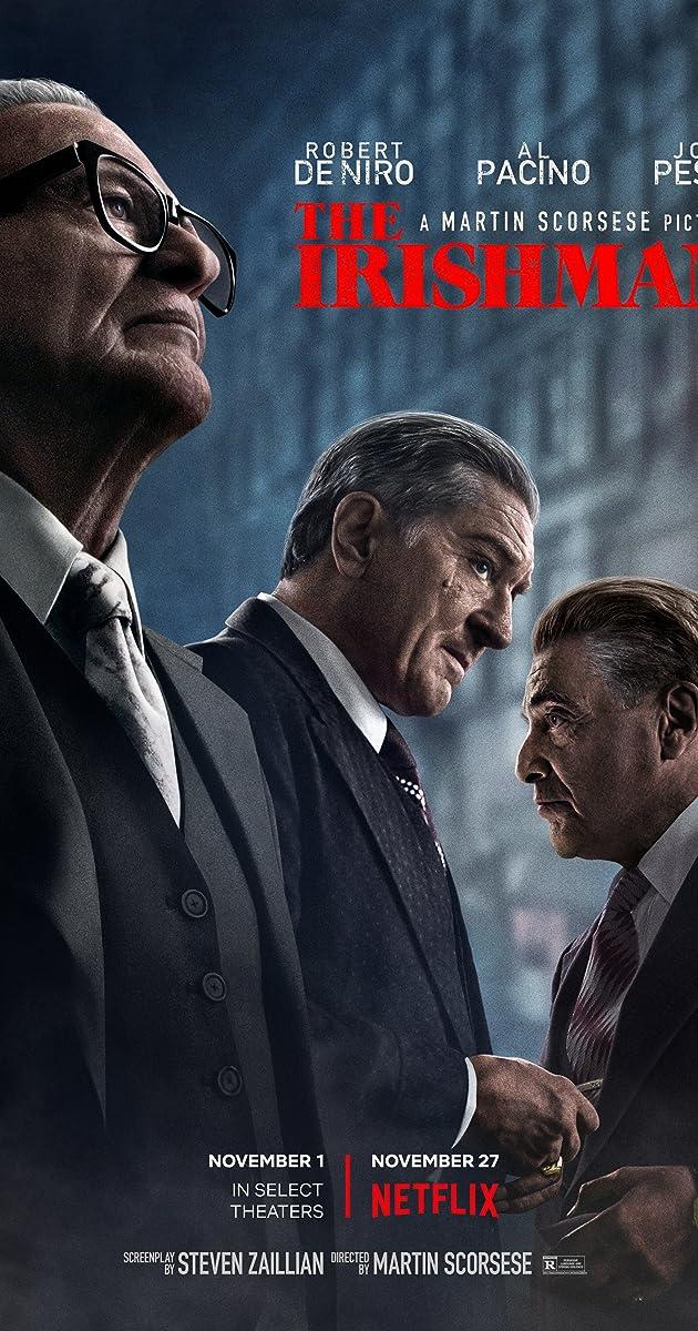 Free Download The Irishman Full Movie