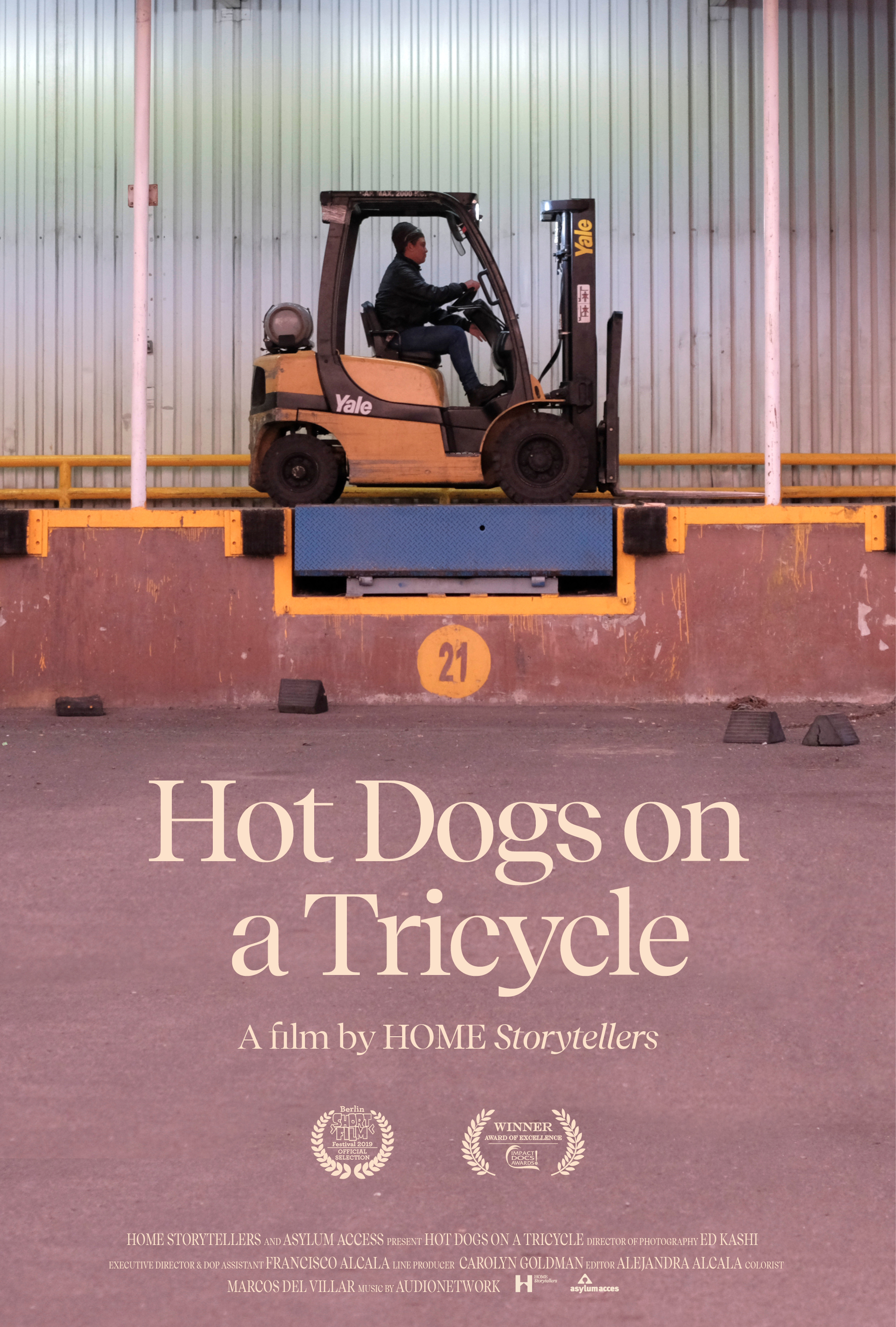 Hot Dogs on a Tricycle (2019) - IMDb