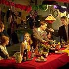 Lubo Kostelný, Zuzana Norisová, Jaromír Nosek, Jan Révai, Alzbeta Stanková, and Anna Veselá in Rebelové (2001)