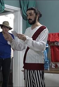 Leonardo Thimo, Konstantinos Gavroglou, and Loukas Pitsos in Kamomata stin Farma tou Kyr-Dinou 04.12.2017 (2018)