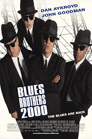 Where to stream Blues Brothers 2000