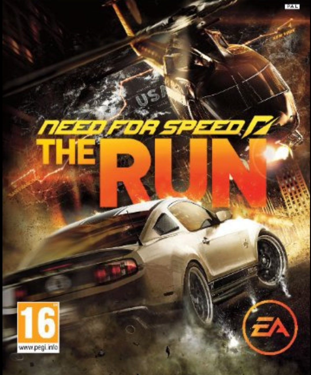 Need For Speed The Run Video Game 2011 Imdb