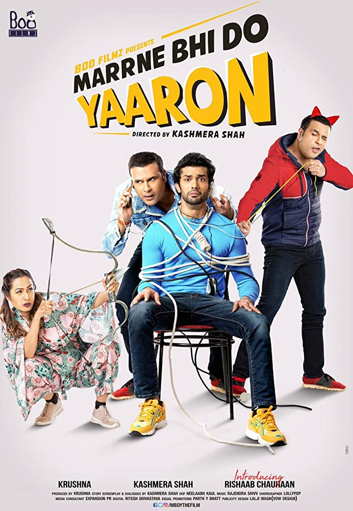Marne Bhi Do Yaaron 2019 Hindi Movie 720p HDRip 900MB x264 AAC