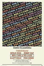 Bob & Carol & Ted & Alice (1970) Poster - Movie Forum, Cast, Reviews