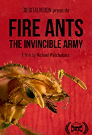 Fire Ants 3D: The Invincible Army Poster