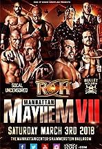 Ring of Honor Manhattan Mayhem VIII