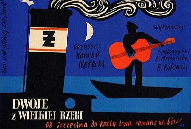 Dwoje z wielkiej rzeki (1958)