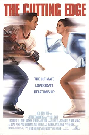 The Cutting Edge film Poster