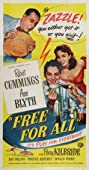 Free for All (1949) Poster
