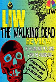 Loitering in Wonderland the Walking Dead Review Poster