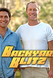 Backyard Blitz Poster