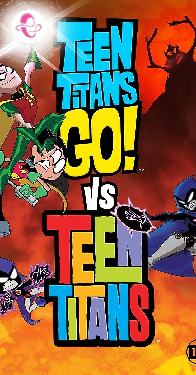 Subtitle of Teen Titans Go! Vs. Teen Titans