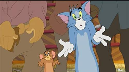 Trailer for Tom and Jerry: Back to Oz