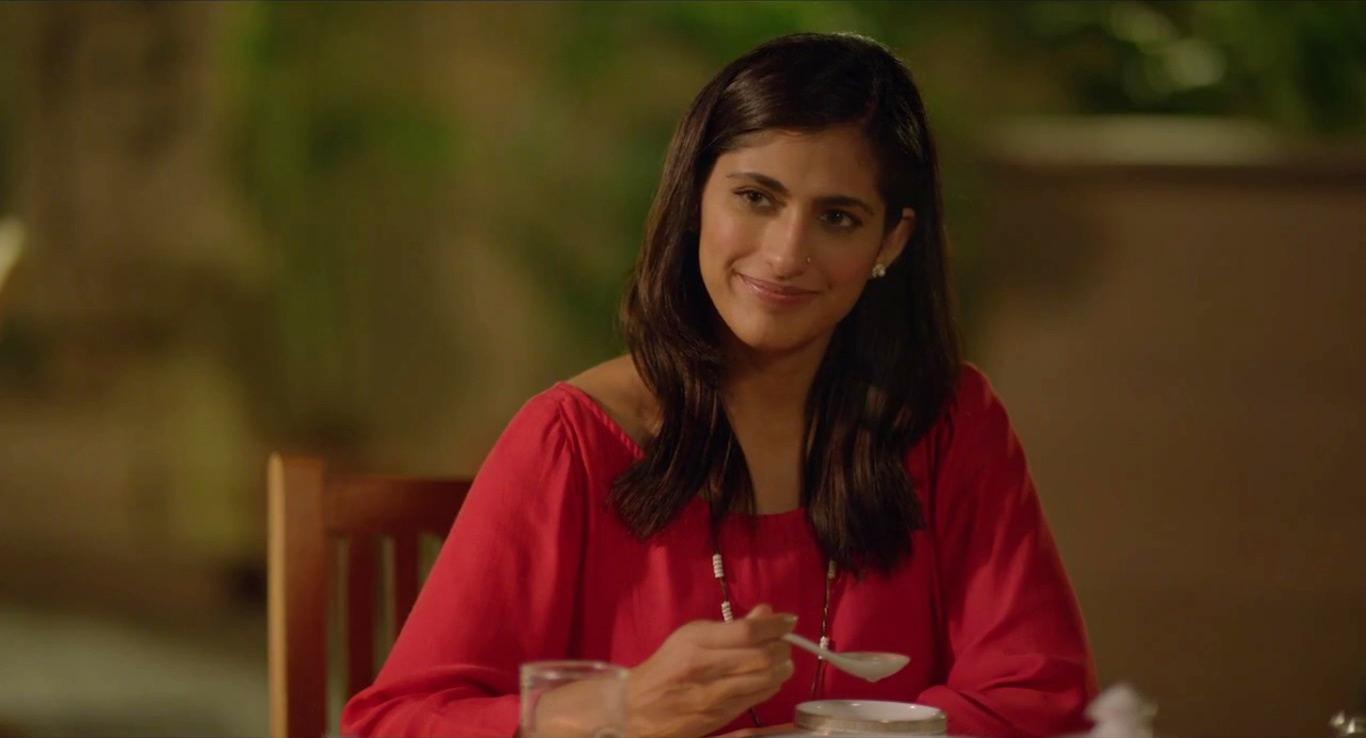 Kubbra Sait in TVF Tripling (2016)