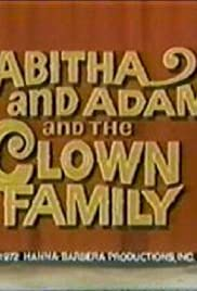 Tabitha and Adam and the Clown Family Poster