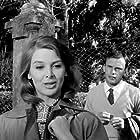 Jean-Louis Trintignant and Eleonora Rossi Drago in Estate violenta (1959)