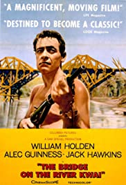The Bridge on the River Kwai Poster