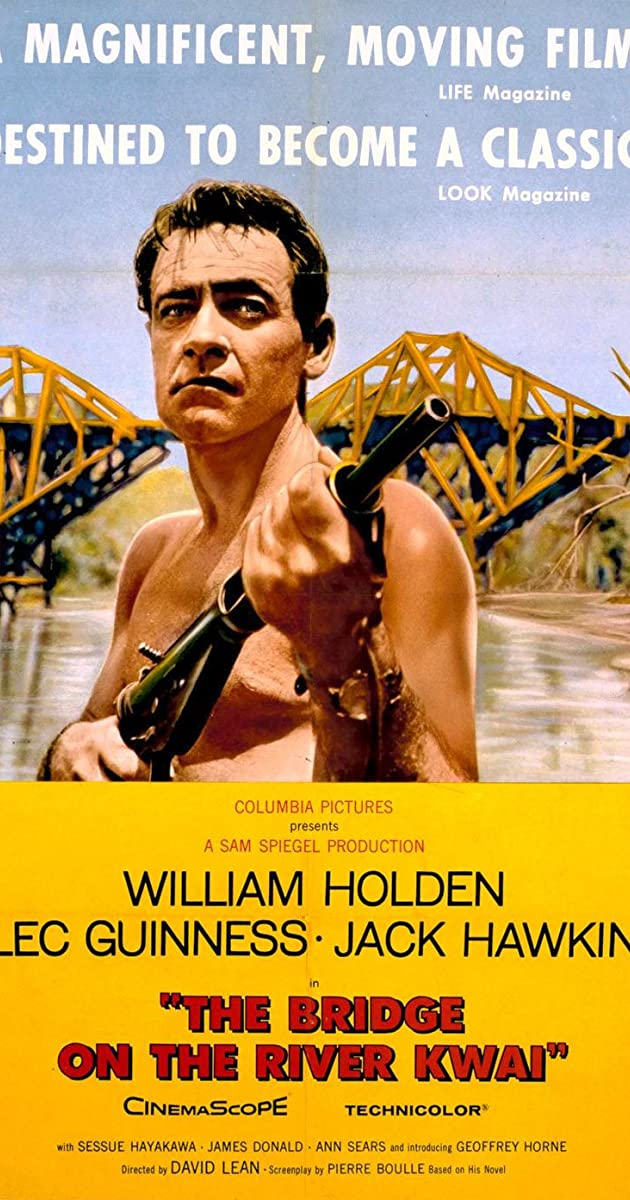 The Bridge On The River Kwai 1957 Trivia Imdb