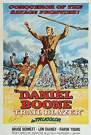 Daniel Boone, Trail Blazer Poster