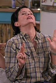 Courteney Cox in Friends (1994)