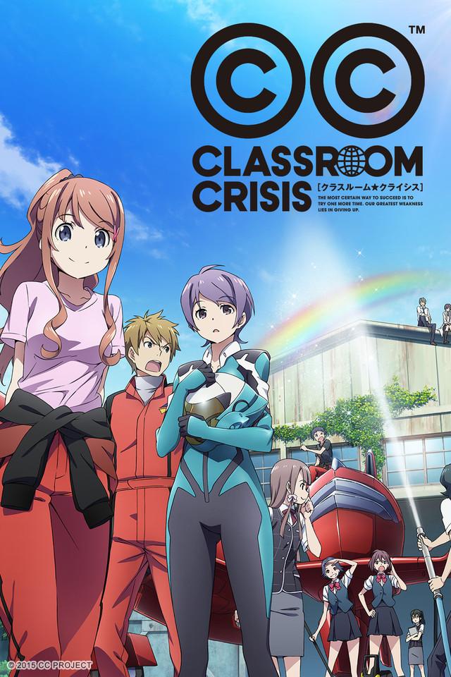 دانلود زیرنویس فارسی سریال Classroom Crisis