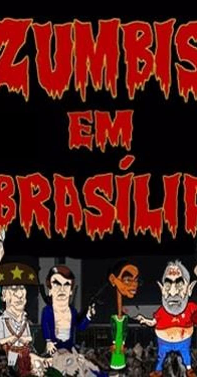 download scarica gratuito Zumbis em Brasília o streaming Stagione 1 episodio completa in HD 720p 1080p con torrent