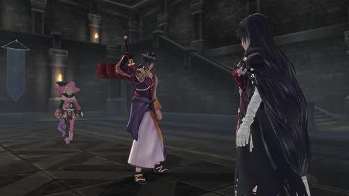 Tales Of Berseria: Character Trailer: Rokurou Rangetsu