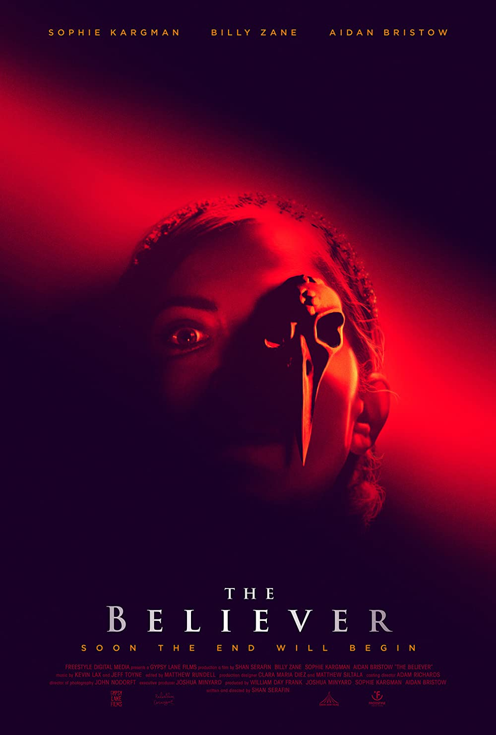 Download The Believer 2021 English 720p HDRip 800MB